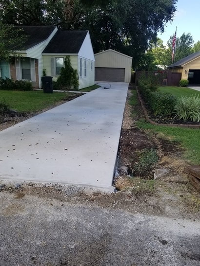 CONCRETE DRIVEWAYS LAKEWOOD CO