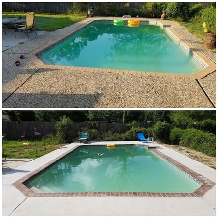 POOL DECK RESURFACING LAKEWOOD CO